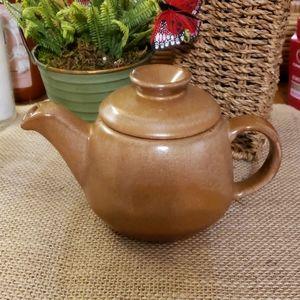 Frankoma pottery teapot